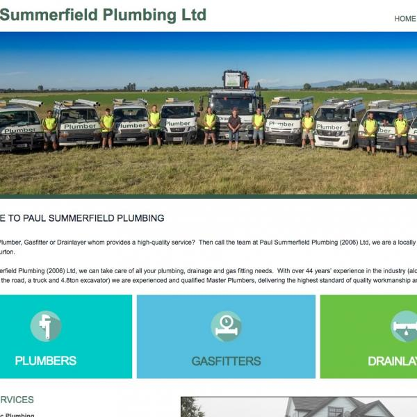 Paul Summerfield Plumbing